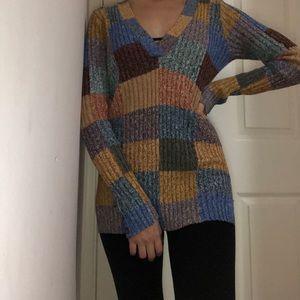 Lucky brand long sweater